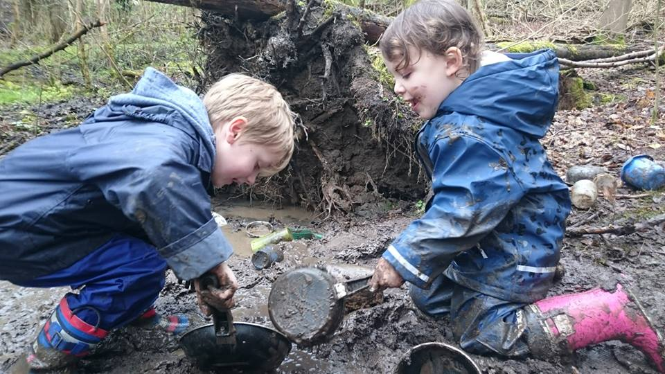 Forest School Lanarkshire