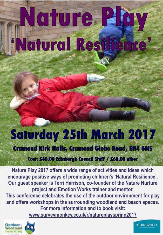 Nature Play Conference 2017