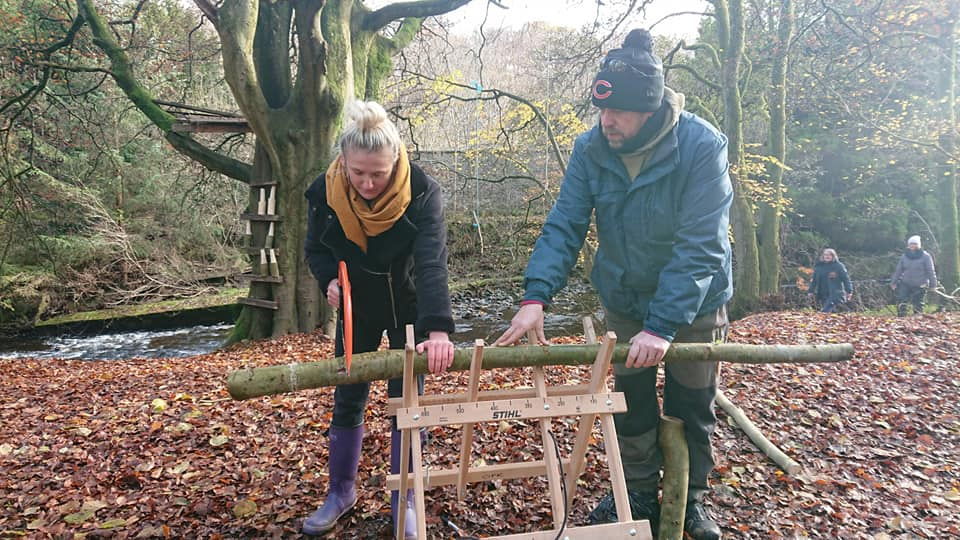 Fire and Tool Skills Training – 29th February + 1st March