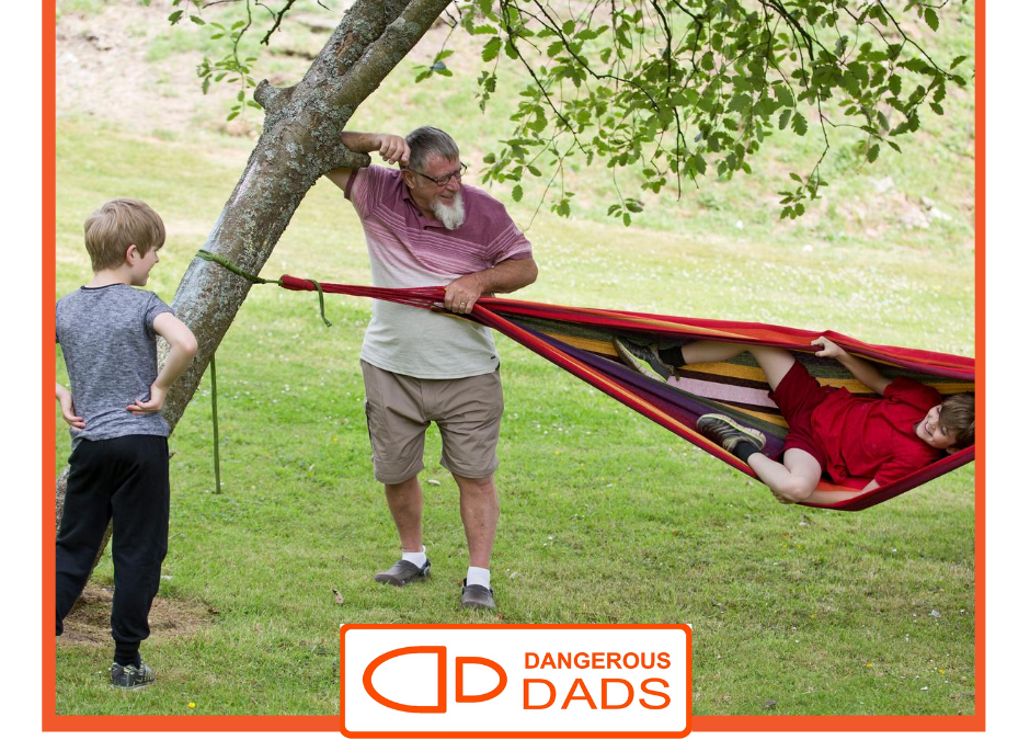 Launching Dangerous Dads – Lanarkshire