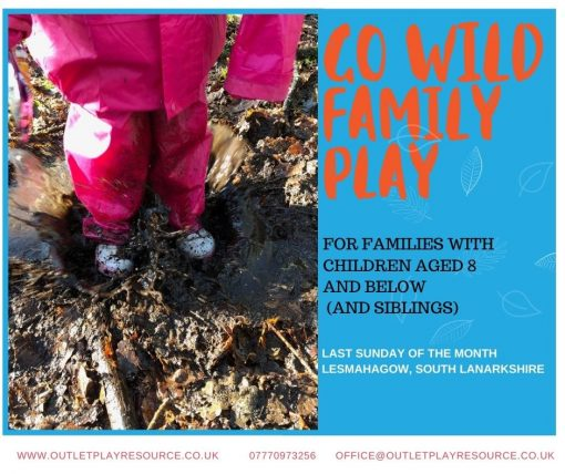 Advert for GO WILD Family Play