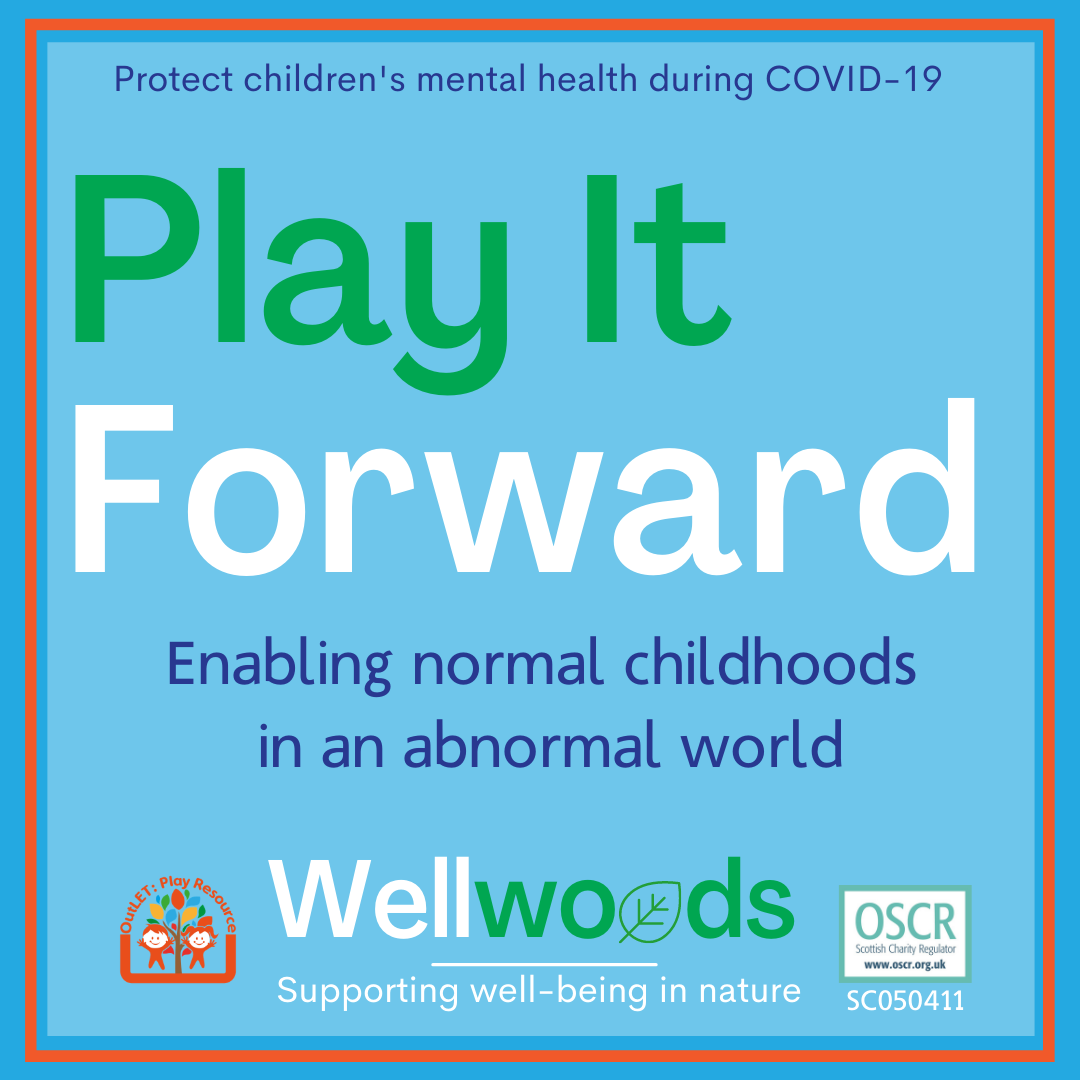 Play It FORWARD - giving the gift of childhood